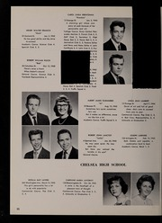 Page 80, 1960 Edition, Chelsea High School - Beacon Yearbook (Chelsea, MA) online yearbook collection