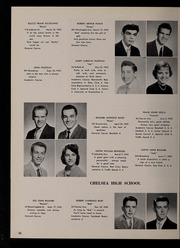 Page 88, 1960 Edition, Chelsea High School - Beacon Yearbook (Chelsea, MA) online yearbook collection