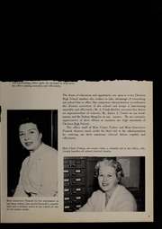 Page 13, 1964 Edition, Chelsea High School - Beacon Yearbook (Chelsea, MA) online yearbook collection