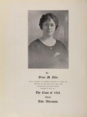 Page 8, 1924 Edition, Worcester High School of Commerce - Caduceus Yearbook (Worcester, MA) online yearbook collection