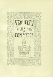 Page 7, 1931 Edition, Worcester High School of Commerce - Caduceus Yearbook (Worcester, MA) online yearbook collection