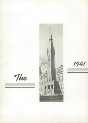 Page 8, 1941 Edition, Worcester High School of Commerce - Caduceus Yearbook (Worcester, MA) online yearbook collection