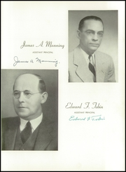 Page 13, 1954 Edition, Worcester High School of Commerce - Caduceus Yearbook (Worcester, MA) online yearbook collection