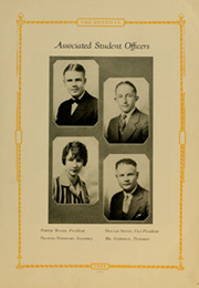 Page 15, 1928 Edition, La Junta High School - Reveille Yearbook (La Junta, CO) online yearbook collection