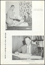 Page 12, 1958 Edition, La Junta High School - Reveille Yearbook (La Junta, CO) online yearbook collection
