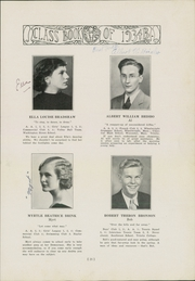 Page 25, 1934 Edition, Bulkeley High School - Class Yearbook (Hartford, CT) online yearbook collection