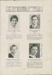 Page 35, 1934 Edition, Bulkeley High School - Class Yearbook (Hartford, CT) online yearbook collection