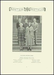 Page 12, 1937 Edition, Bulkeley High School - Class Yearbook (Hartford, CT) online yearbook collection