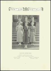 Page 13, 1937 Edition, Bulkeley High School - Class Yearbook (Hartford, CT) online yearbook collection