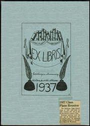 Page 2, 1937 Edition, Bulkeley High School - Class Yearbook (Hartford, CT) online yearbook collection