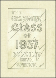 Page 5, 1937 Edition, Bulkeley High School - Class Yearbook (Hartford, CT) online yearbook collection