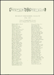 Page 8, 1937 Edition, Bulkeley High School - Class Yearbook (Hartford, CT) online yearbook collection