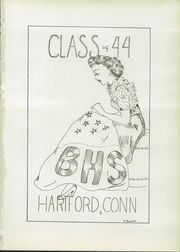 Page 5, 1944 Edition, Bulkeley High School - Class Yearbook (Hartford, CT) online yearbook collection