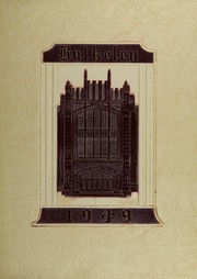 Page 1, 1949 Edition, Bulkeley High School - Class Yearbook (Hartford, CT) online yearbook collection