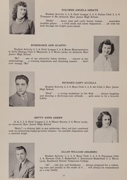 Page 16, 1949 Edition, Bulkeley High School - Class Yearbook (Hartford, CT) online yearbook collection