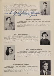 Page 17, 1949 Edition, Bulkeley High School - Class Yearbook (Hartford, CT) online yearbook collection