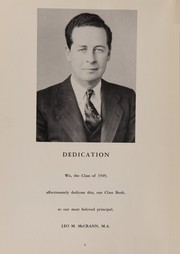 Page 6, 1949 Edition, Bulkeley High School - Class Yearbook (Hartford, CT) online yearbook collection