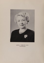 Page 8, 1949 Edition, Bulkeley High School - Class Yearbook (Hartford, CT) online yearbook collection