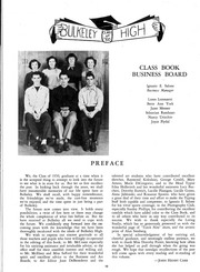 Page 14, 1950 Edition, Bulkeley High School - Class Yearbook (Hartford, CT) online yearbook collection