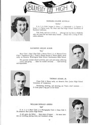 Page 16, 1950 Edition, Bulkeley High School - Class Yearbook (Hartford, CT) online yearbook collection
