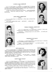 Page 17, 1951 Edition, Bulkeley High School - Class Yearbook (Hartford, CT) online yearbook collection