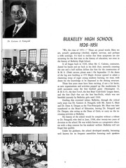 Page 5, 1951 Edition, Bulkeley High School - Class Yearbook (Hartford, CT) online yearbook collection