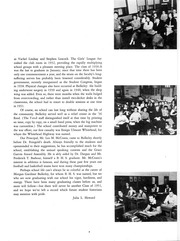 Page 6, 1951 Edition, Bulkeley High School - Class Yearbook (Hartford, CT) online yearbook collection
