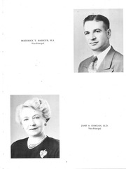 Page 9, 1951 Edition, Bulkeley High School - Class Yearbook (Hartford, CT) online yearbook collection