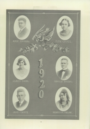Page 13, 1920 Edition, Compton High School - El Companile Yearbook (Compton, CA) online yearbook collection