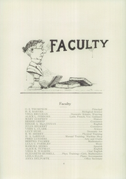 Page 8, 1920 Edition, Compton High School - El Companile Yearbook (Compton, CA) online yearbook collection