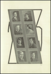 Page 11, 1923 Edition, Compton High School - El Companile Yearbook (Compton, CA) online yearbook collection