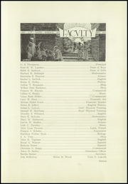Page 15, 1923 Edition, Compton High School - El Companile Yearbook (Compton, CA) online yearbook collection
