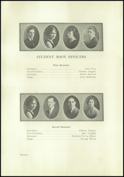 Page 16, 1923 Edition, Compton High School - El Companile Yearbook (Compton, CA) online yearbook collection