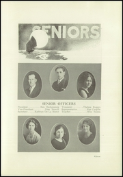 Page 17, 1923 Edition, Compton High School - El Companile Yearbook (Compton, CA) online yearbook collection