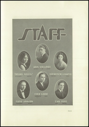 Page 9, 1923 Edition, Compton High School - El Companile Yearbook (Compton, CA) online yearbook collection