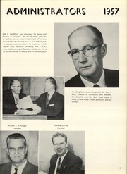 Page 19, 1957 Edition, Compton High School - El Companile Yearbook (Compton, CA) online yearbook collection