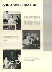 Page 20, 1957 Edition, Compton High School - El Companile Yearbook (Compton, CA) online yearbook collection