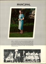 Page 21, 1957 Edition, Compton High School - El Companile Yearbook (Compton, CA) online yearbook collection