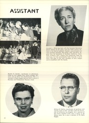 Page 22, 1957 Edition, Compton High School - El Companile Yearbook (Compton, CA) online yearbook collection