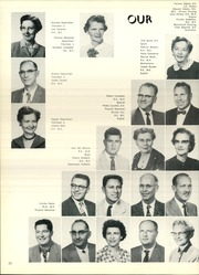 Page 24, 1957 Edition, Compton High School - El Companile Yearbook (Compton, CA) online yearbook collection