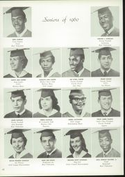 Page 46, 1960 Edition, Compton High School - El Companile Yearbook (Compton, CA) online yearbook collection