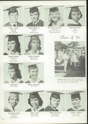 Page 50, 1960 Edition, Compton High School - El Companile Yearbook (Compton, CA) online yearbook collection