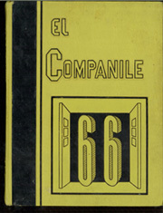 Compton High School - El Companile Yearbook (Compton, CA) online yearbook collection, 1966 Edition, Page 1