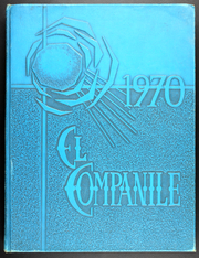 Compton High School - El Companile Yearbook (Compton, CA) online yearbook collection, 1970 Edition, Page 1