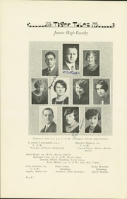 Page 12, 1929 Edition, Enumclaw High School - Tiger Tales Yearbook (Enumclaw, WA) online yearbook collection