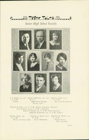 Page 13, 1929 Edition, Enumclaw High School - Tiger Tales Yearbook (Enumclaw, WA) online yearbook collection