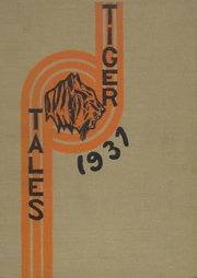 1937 Edition, Enumclaw High School - Tiger Tales Yearbook (Enumclaw, WA)