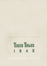 1943 Edition, Enumclaw High School - Tiger Tales Yearbook (Enumclaw, WA)