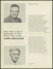 Page 10, 1955 Edition, Enumclaw High School - Tiger Tales Yearbook (Enumclaw, WA) online yearbook collection