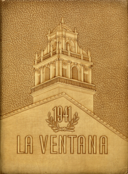 Page 1, 1941 Edition, Texas Tech University - La Ventana Yearbook (Lubbock, TX) online yearbook collection